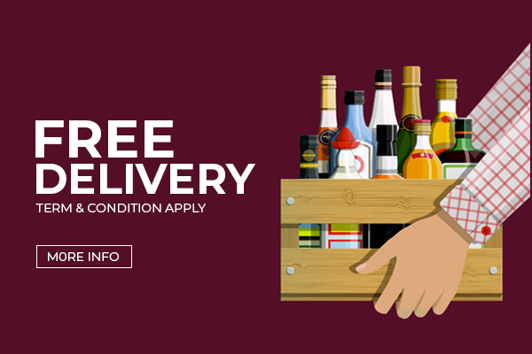 FREE DELIVERY 600x400